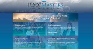 Roofmasters Site Thumbnail Graphic