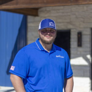 East Texas Roofmasters Employee Caylor photo