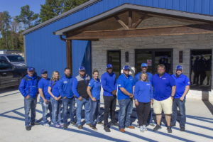 East Texas Roofmasters Employee Sales Team photo